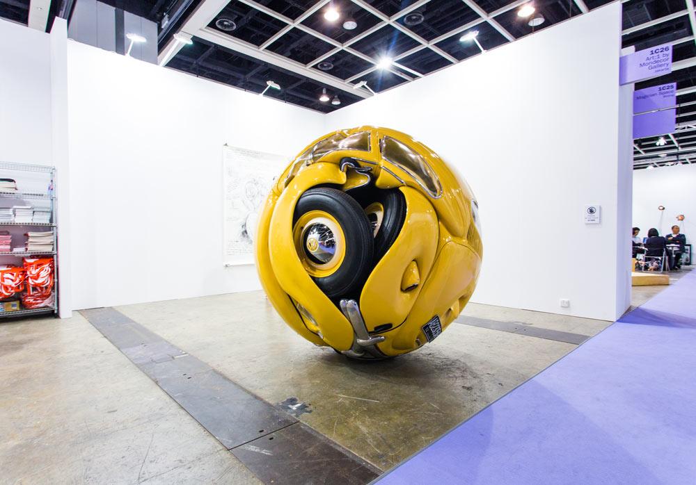 The Beetle Ball Presented Hong Kong