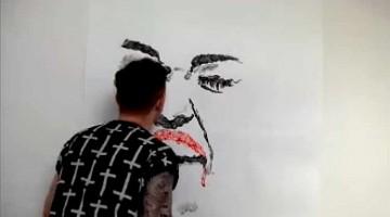 Nathan-tounge-painting