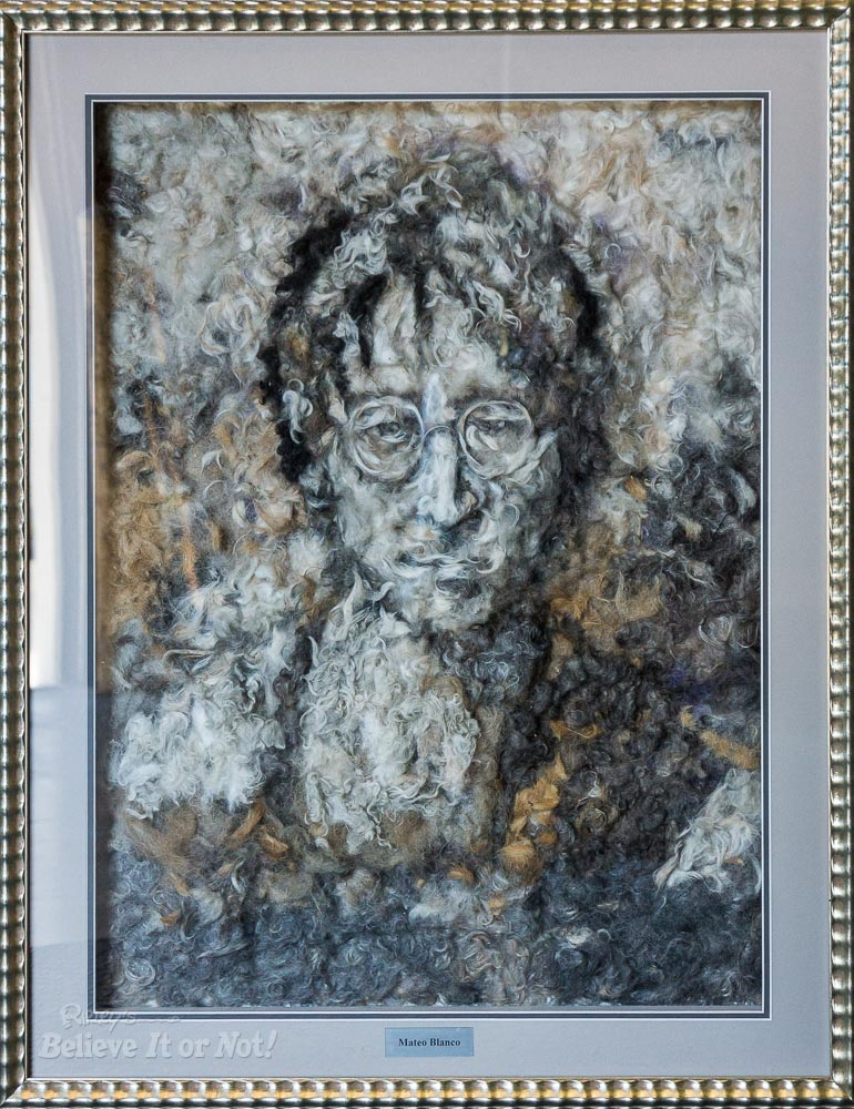 John Lennon by Mateo Blanco