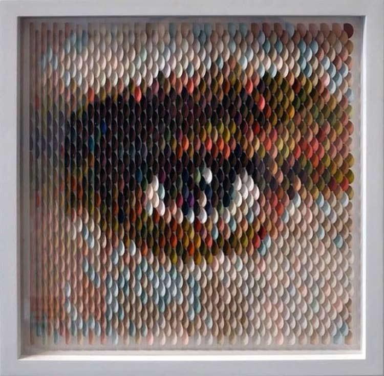Peter Combe Eye