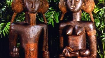 fertility statues