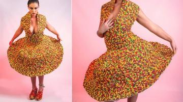 Sweet Skittles Dress!