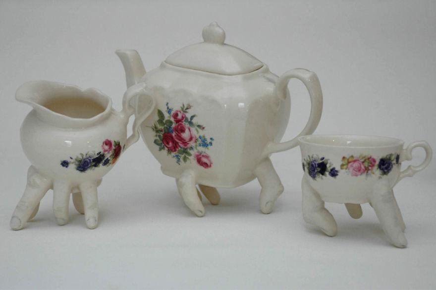 Hybrid Tea Set Ronit Baranga - 1
