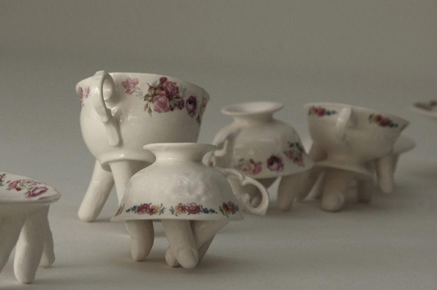 Hybrid Tea Set Ronit Baranga - 2