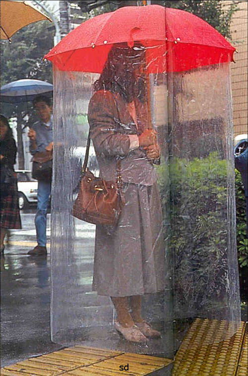 Drape Umbrella