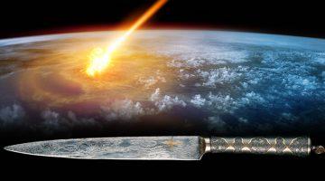 meteorite sword