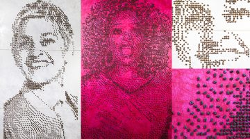 Ripleys-Coffee-Art-Ellen-Oprah-by-Mateo-Blanco