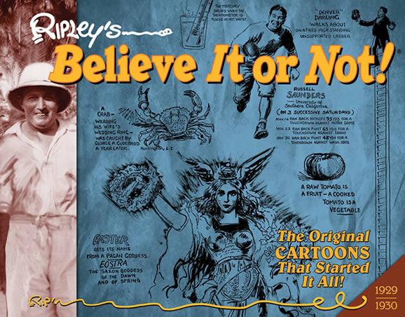 ripleys-cartoon-collection
