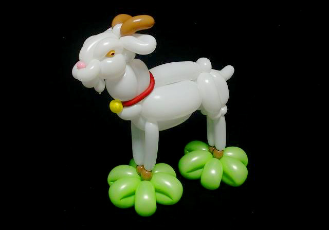 Balloon Animal Goat