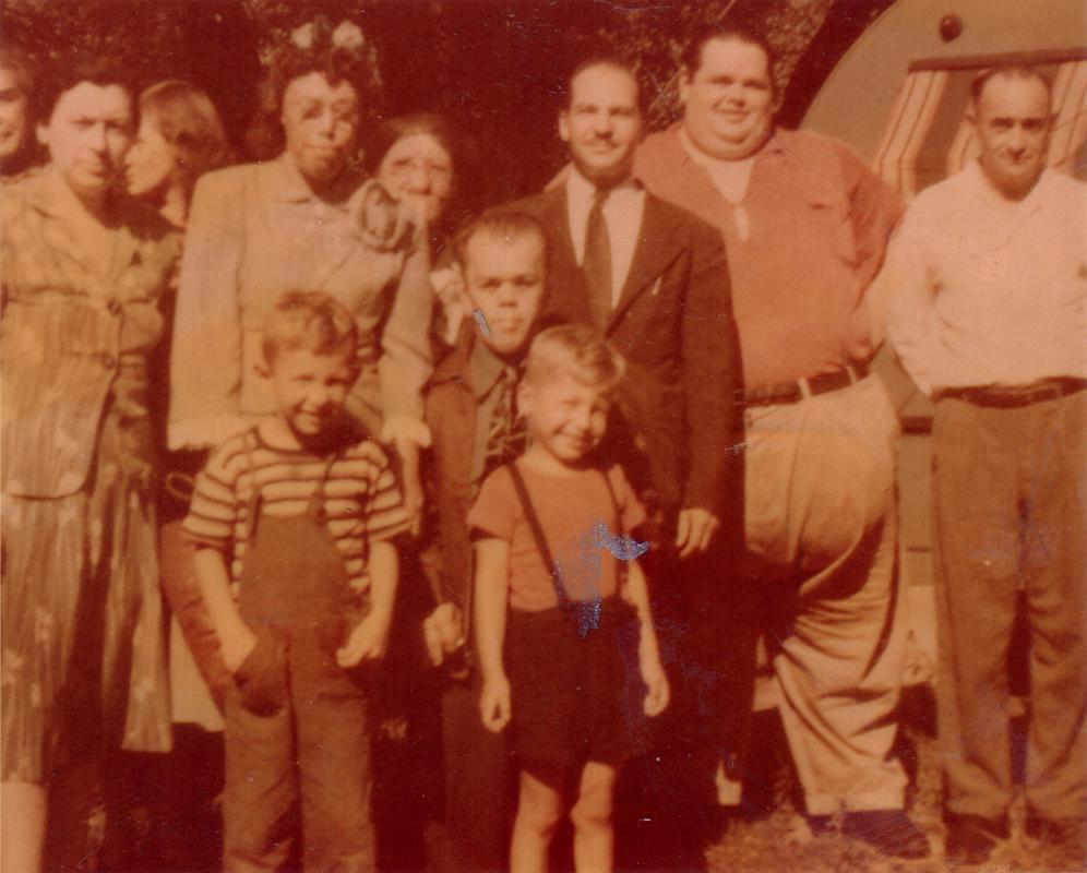 Harry Lewiston's Traveling Circus