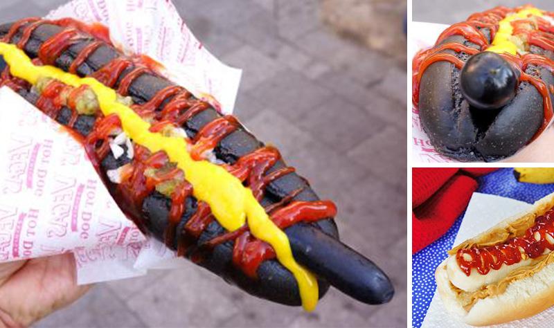 Hot hot dog