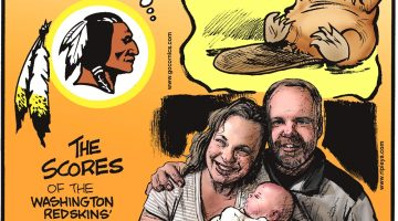 The scores of the Washington Redskins' final games accurately predicted every presidential election from 1940–2000. Platypuses don't have stomachs! On May 13, 2015, Kateri and Jay Schwandt of Rockford, MI, and their 12 sons welcomed baby #13—another boy!