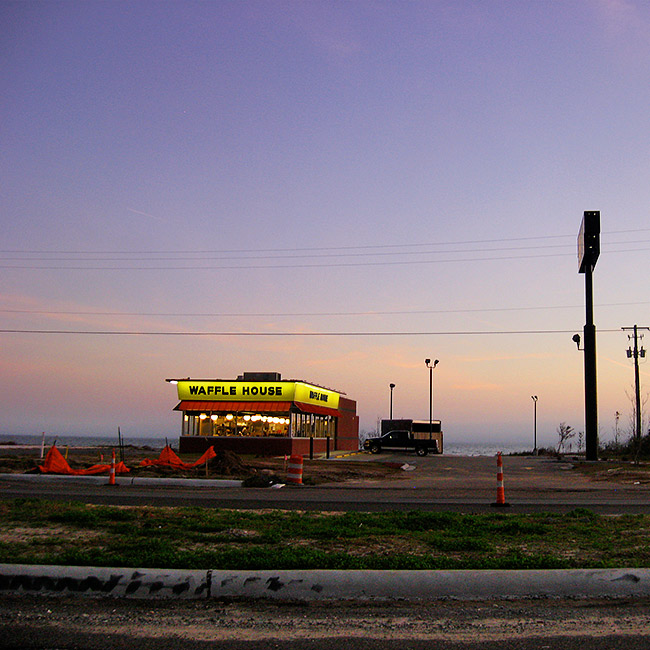 Where Hurricane Katrina once stomped, a lone Waffle House stands by cgkinla