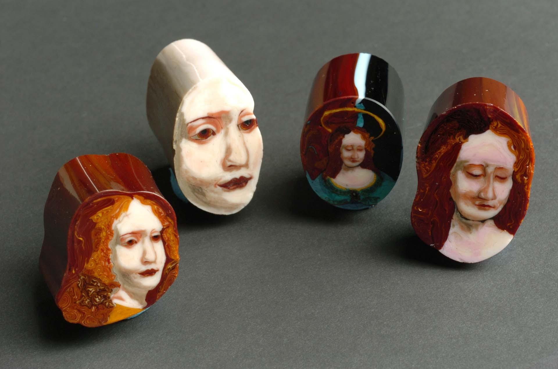 madonna faces