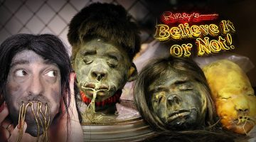 Ripley's Believe It or Not! - Shrunken Heads