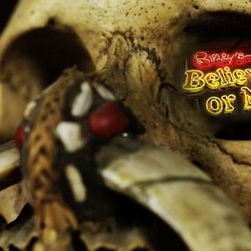 Ripley's Believe It or Not! Skulls