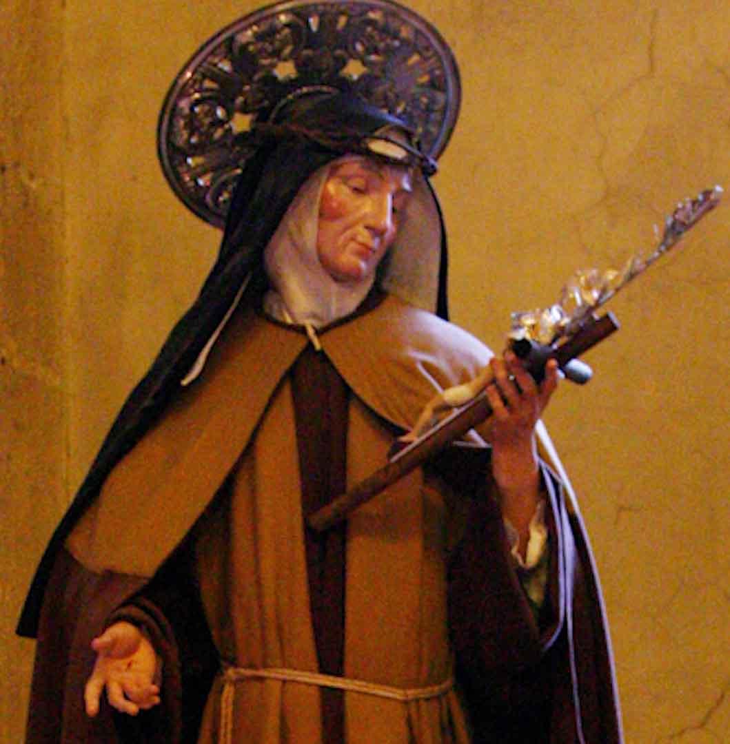 st maria francesca