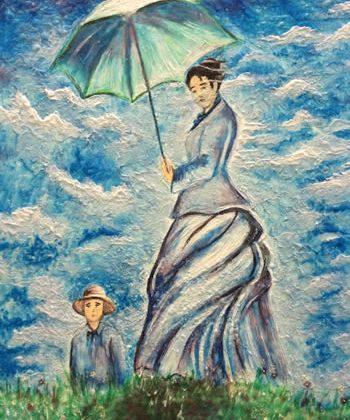 Le Parisienne by Renoir