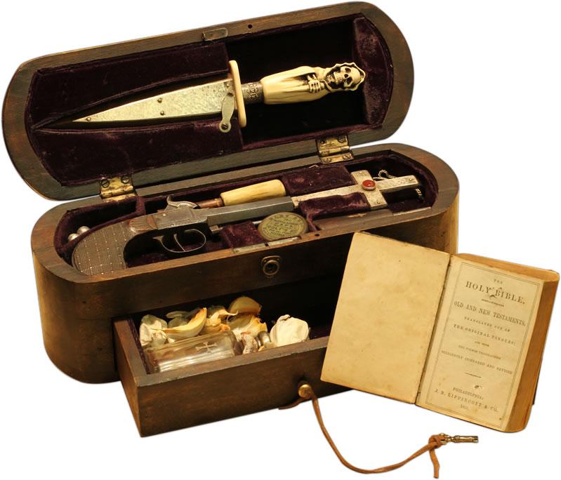 XIX Century Vampire Killing Kit