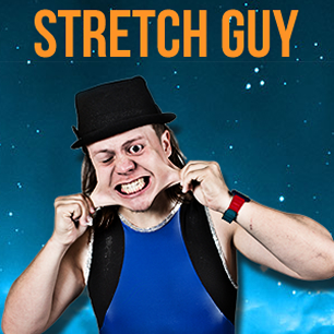 stretch guy