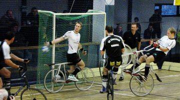 Radball or Cycle Ball