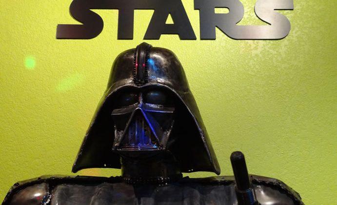 metal star wars