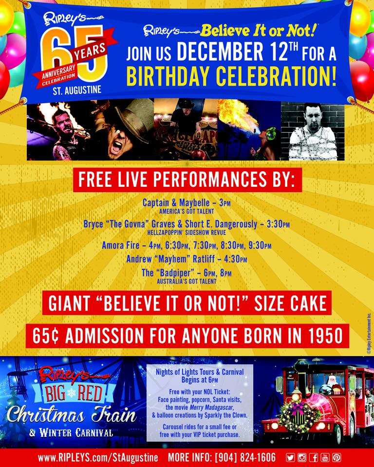 Ripleys-St-Augustine-Celebration