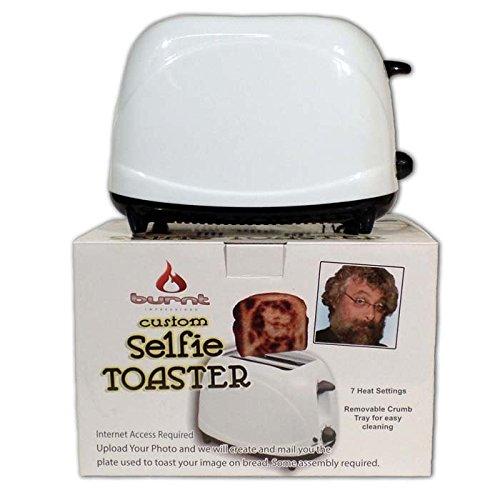 selfie toaster weird gift guide
