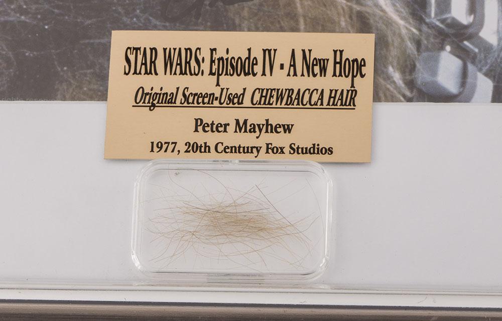 chewbacca hair