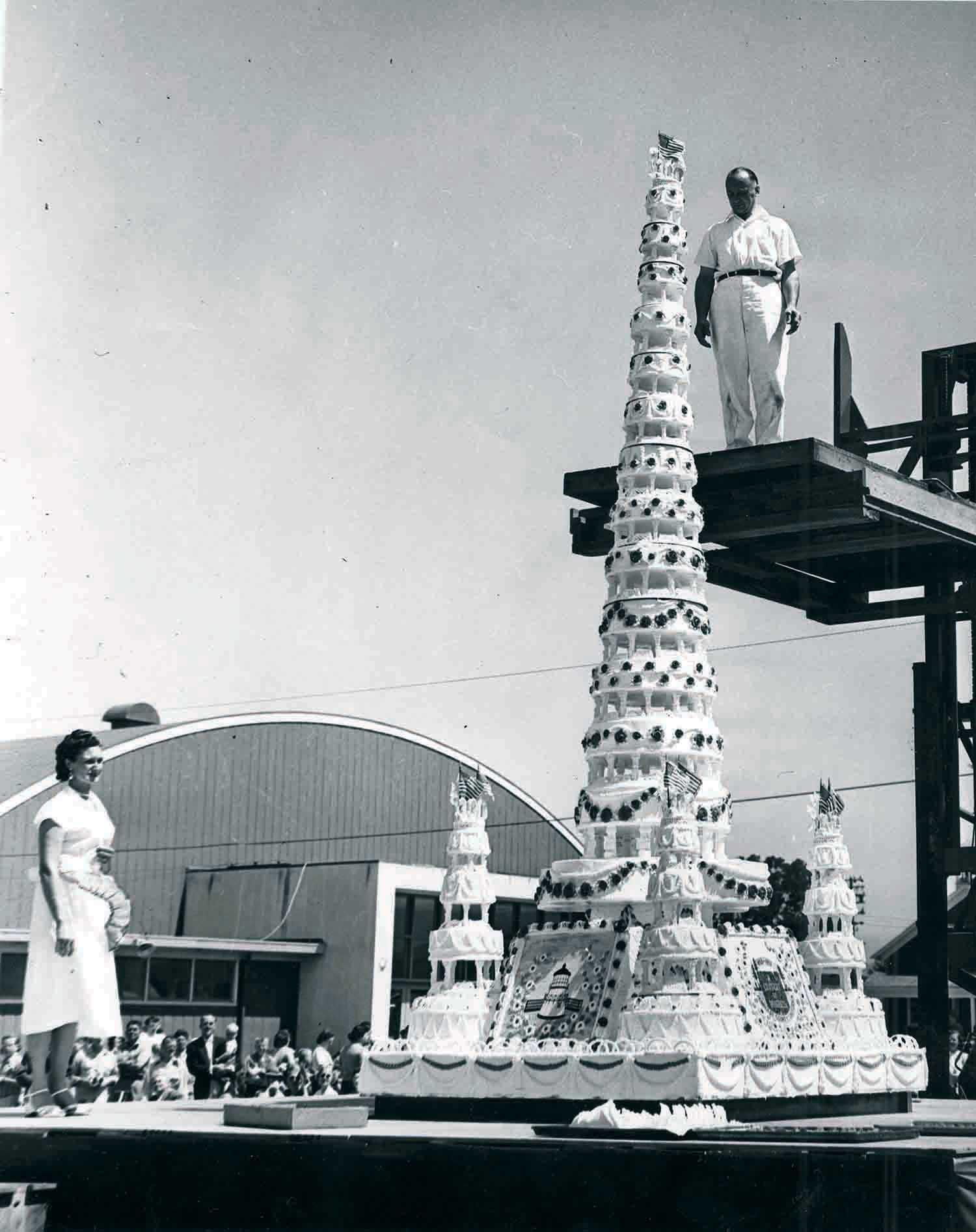 colossal cake