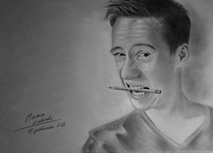 Kedzierski Self-Portrait