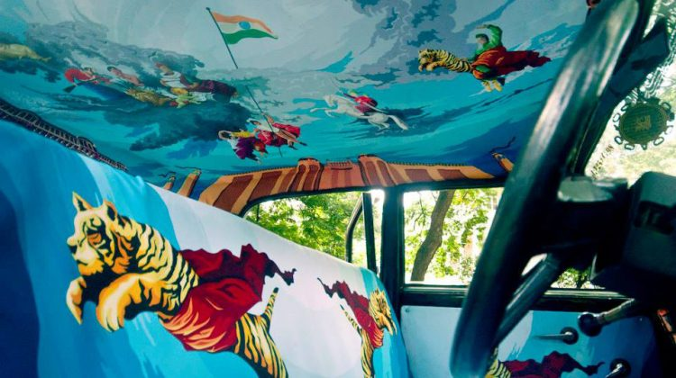 Taxi Fabric