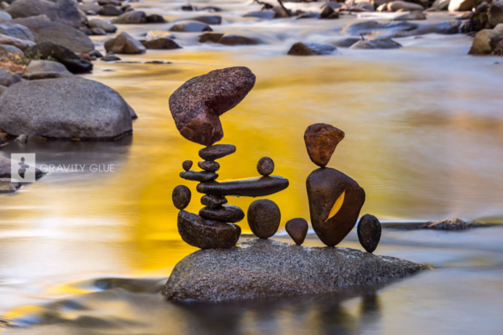 Amazing Rock Balance Defies Gravity And Logic