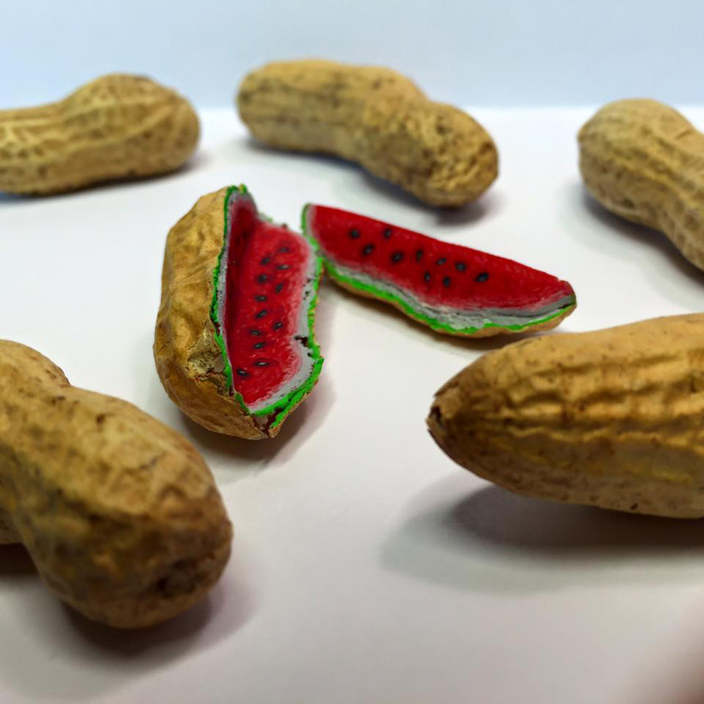 Peanut Art