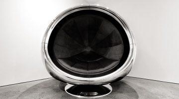 Plane Engine Chair