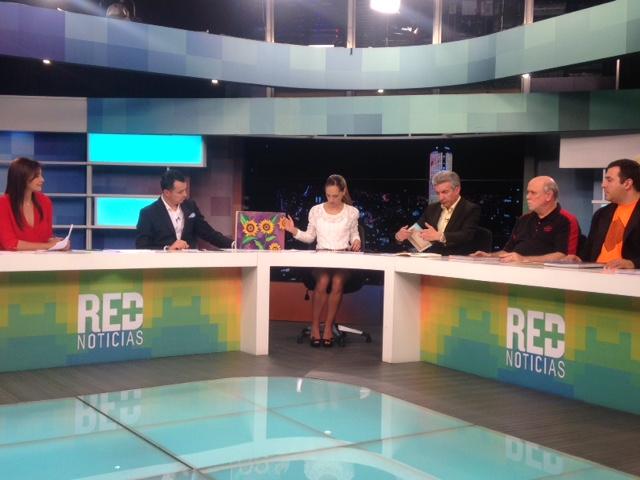 Red + Noticias - Claro Televisión-2