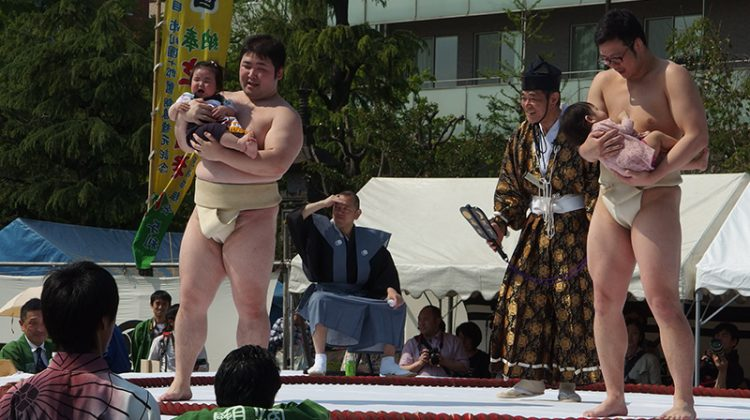 Naki Sumo Festival