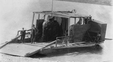 Horse ferry