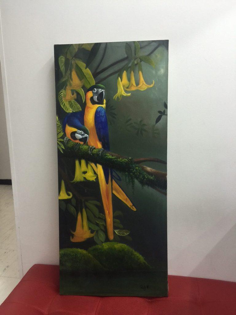 Inspiring art by Zuly Sanguino, Limbless Artist