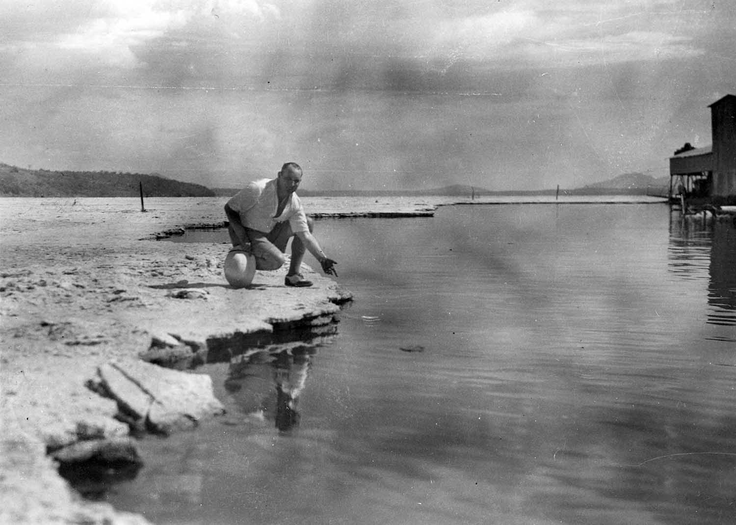 robert ripley at soda lake