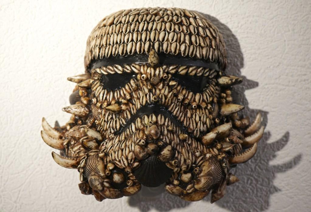 Polynesian Star Trooper by artist Tahe
