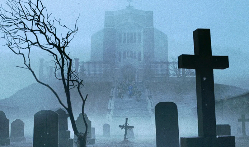 Silent Hill Movie Church