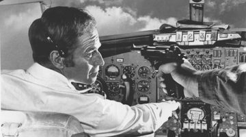 Skyjacked starring Charlton Heston
