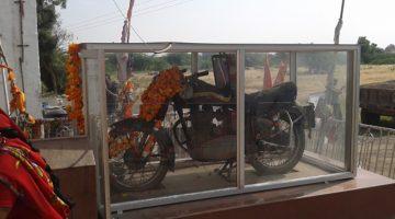 Royal Enfield Bullet Motorcycle