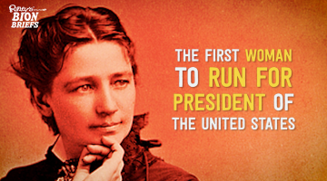Victoria Woodhull, the First Woman to Run for President