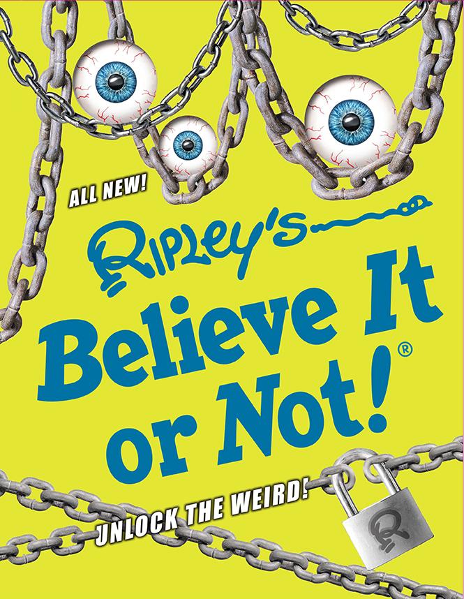 unlock the weird ripley s believe it or not