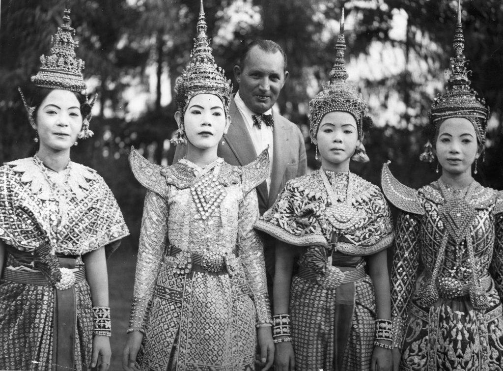 Robert Ripley, Thailand 1932