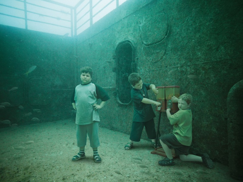 real underwater titanic pictures. Plain Underwater Andreas Franke Intended Real Underwater Titanic Pictures A