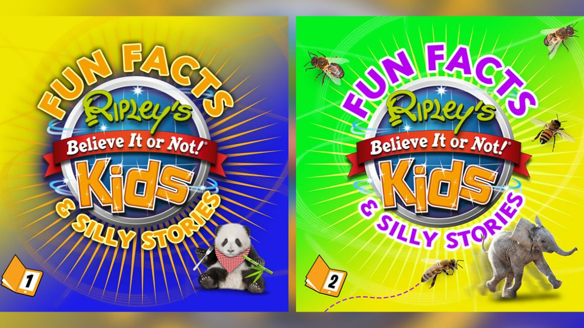 Fun Facts & Silly Stories E-Books
