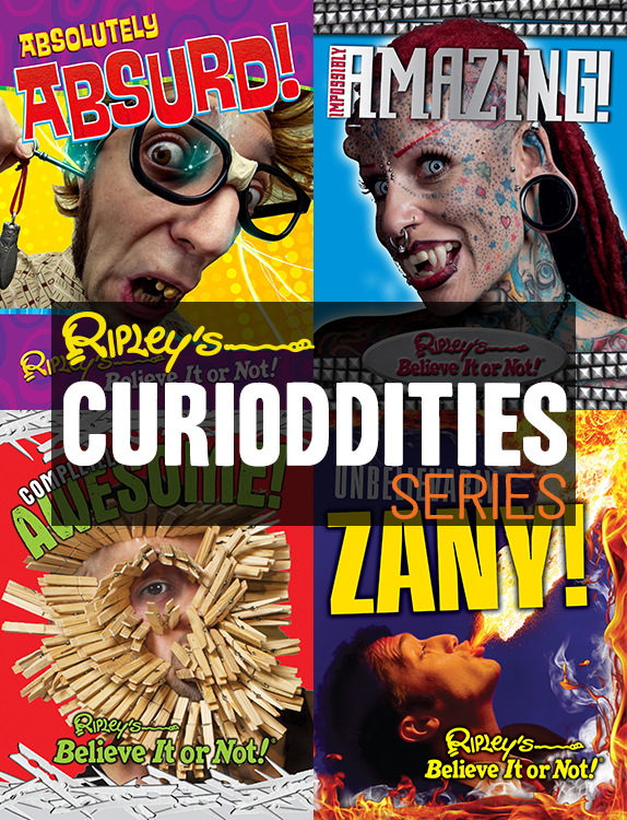 Ripley's Curioddities series